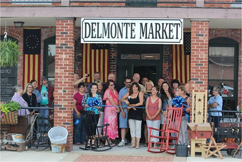 Ribbon Cutting at Delmonte Hotel